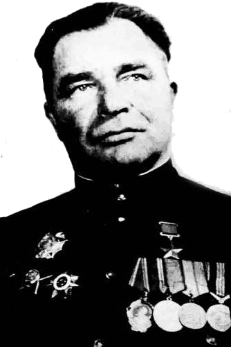 Василий Степанович Припутнев. Герой Советского Союза
